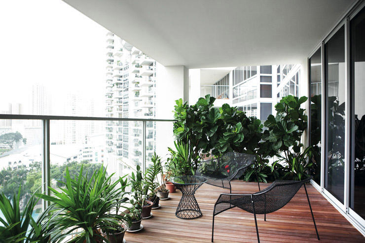 Extraordinary Balcony Design Condo Gallery - Simple Design Home ...