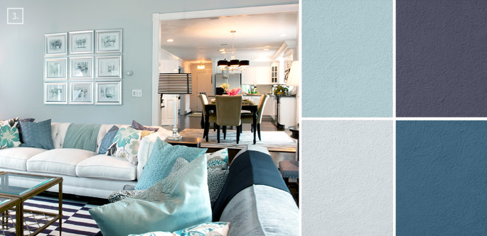 Cream and teal living room ideas