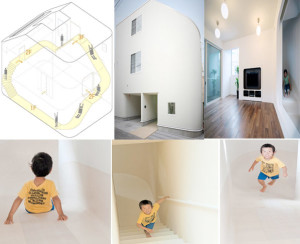 Japan's Slide House