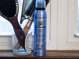 BB Thickening DrySpun Finish Spray