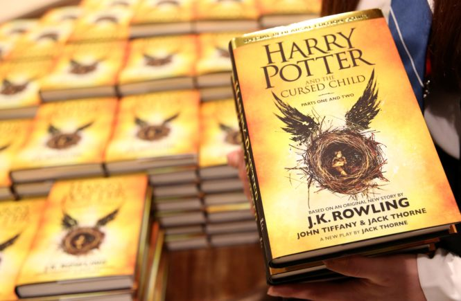 Harry Potter and The Cursed Child bahasa Indonesia