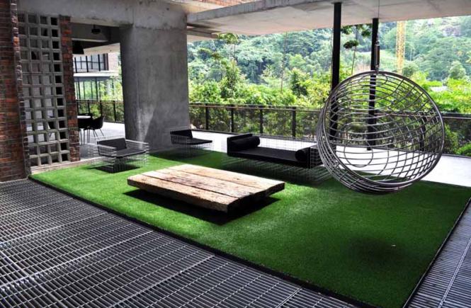 embassy grass