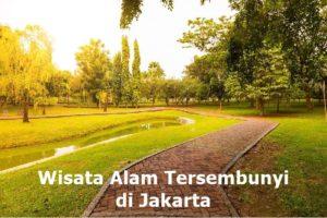 Wisata alam di Jakarta