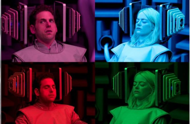 Perpaduan akting antara Jonah Hill dan Emma Stone menjadi salah satu dari sekian banyak alasan mengapa kamu tak boleh melewatkan serial Maniac!