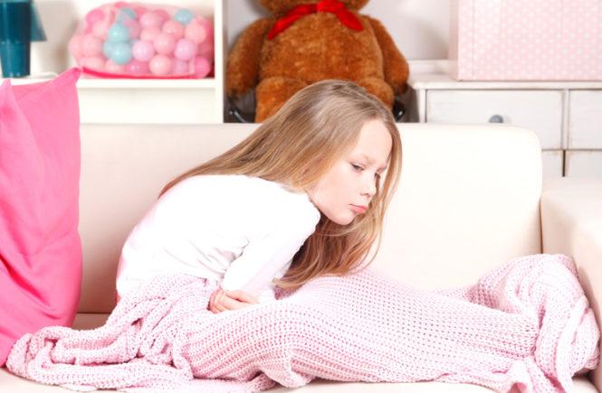 gangguan pencernaan pada anak