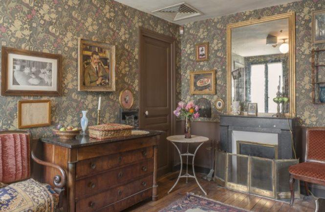 wallpaper apartemen