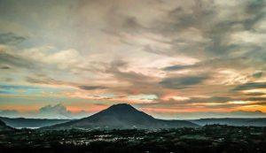 sunrise desa pinggan